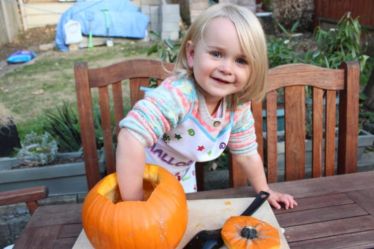 Halloween in London with Kids