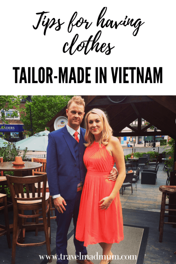 tips for having clothes tailor made in Vietnam