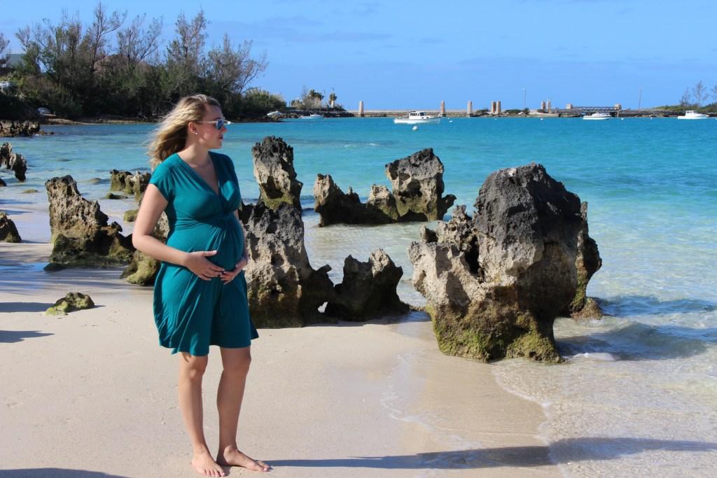 Babymoon in Bermuda
