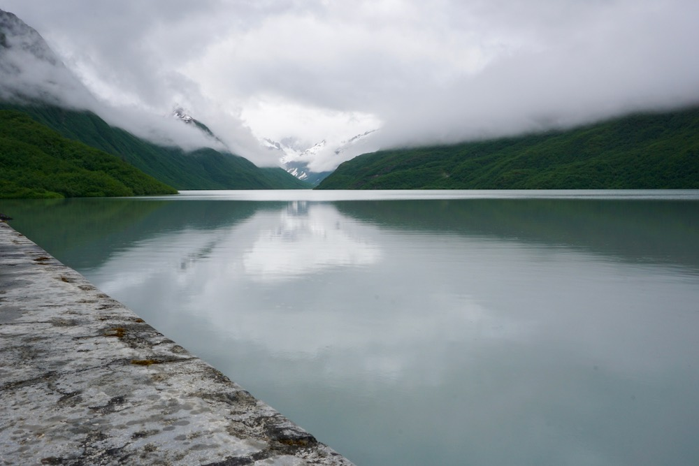 Solomon Lake Valdez Alaska