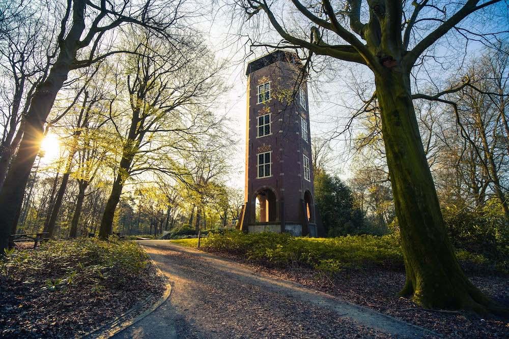Uitkijktoren De Koepel Lunteren Nederland