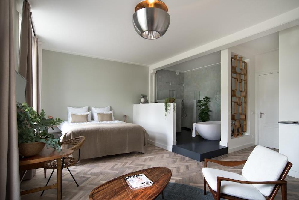 Boutique Hotel De Witte Dame Abcoude Nederland