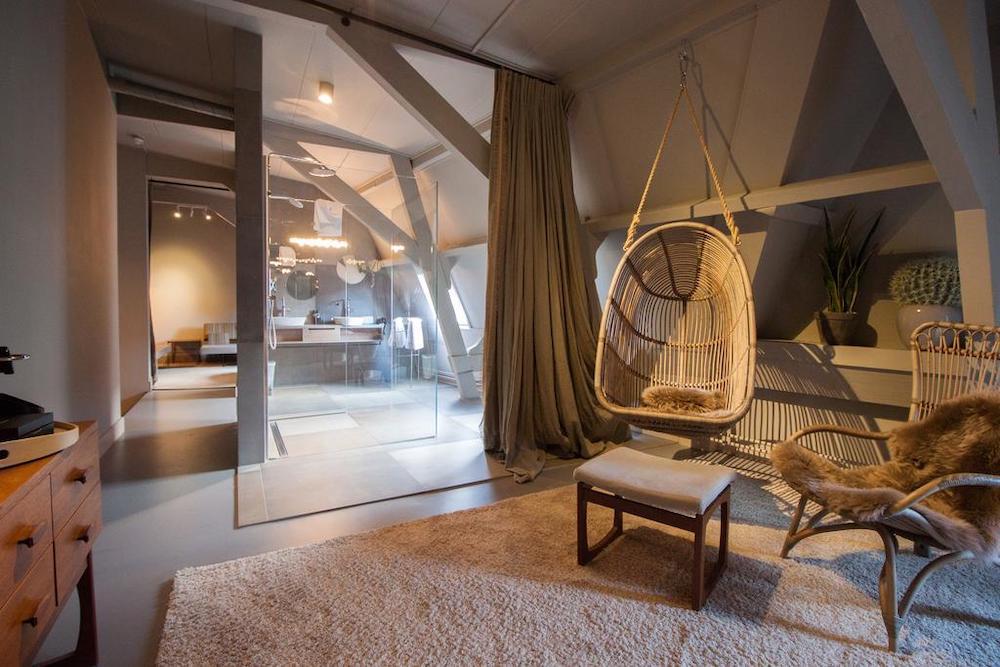Boutique Hotel STAATS Haarlem Nederland