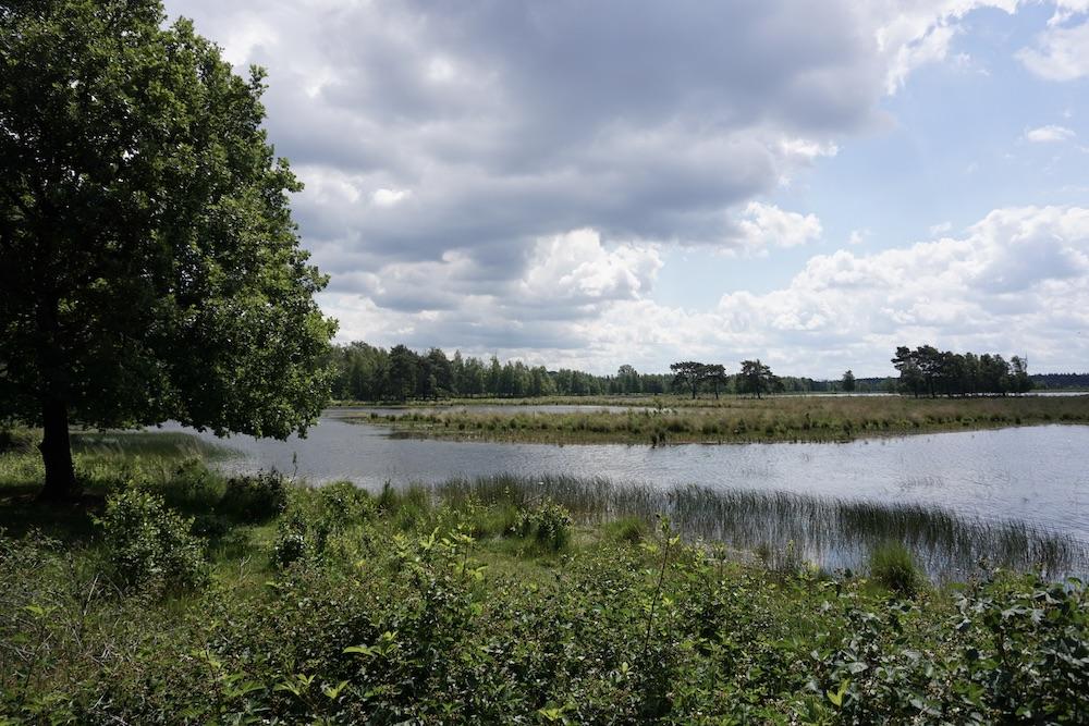 Wandelroute Leikeven Huis ter Heide Nederland