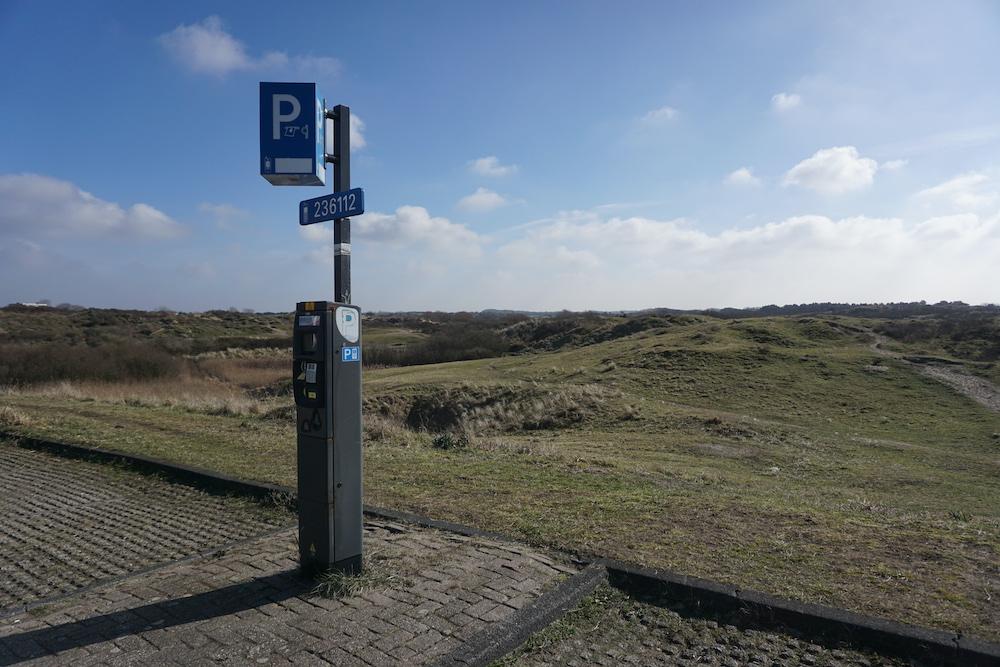Betaald parkeren Zandvoort