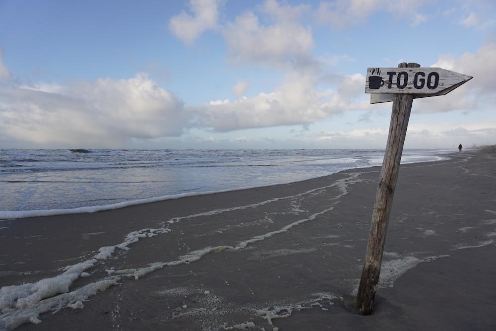 Strandwandeling Zandvoort