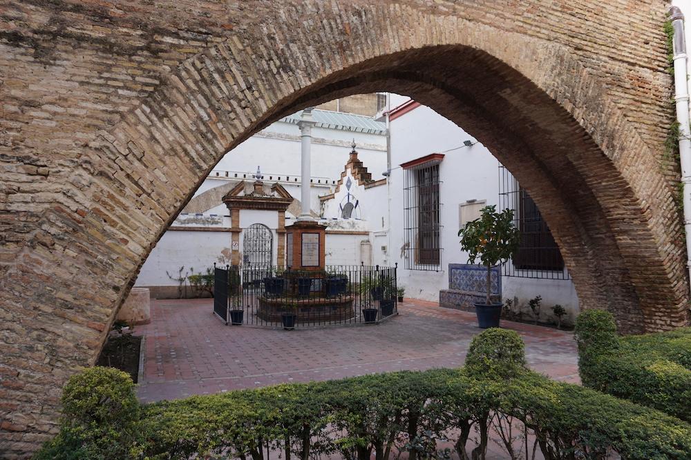 Stedentrip Sevilla Spanje