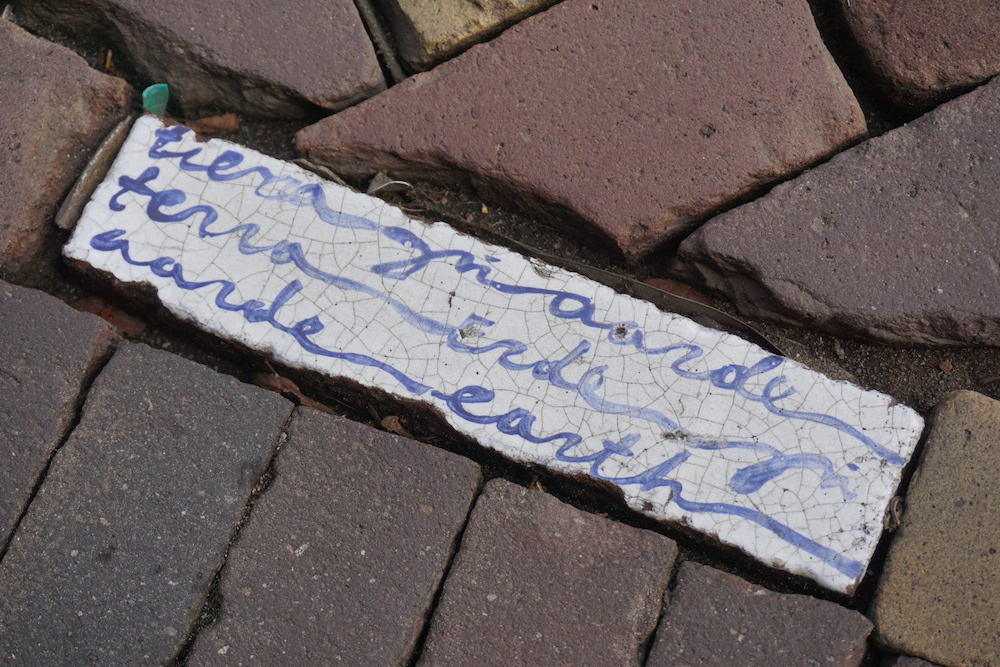 Straatklinker Delft