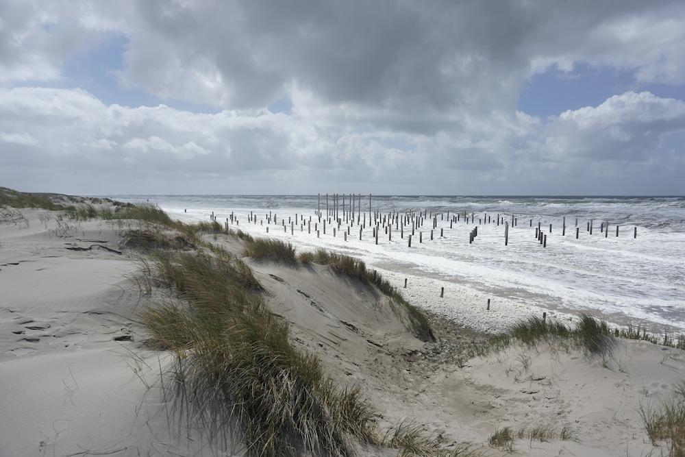 Roadtrip Kop van Noord Holland: Palendorp strand van Petten