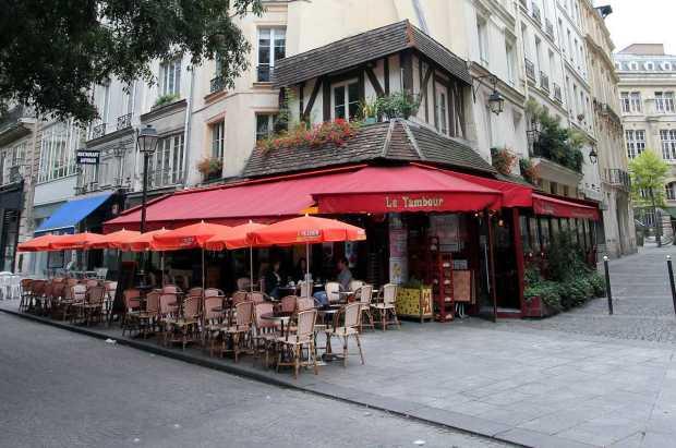 Restaurant Le Tambour, Paris