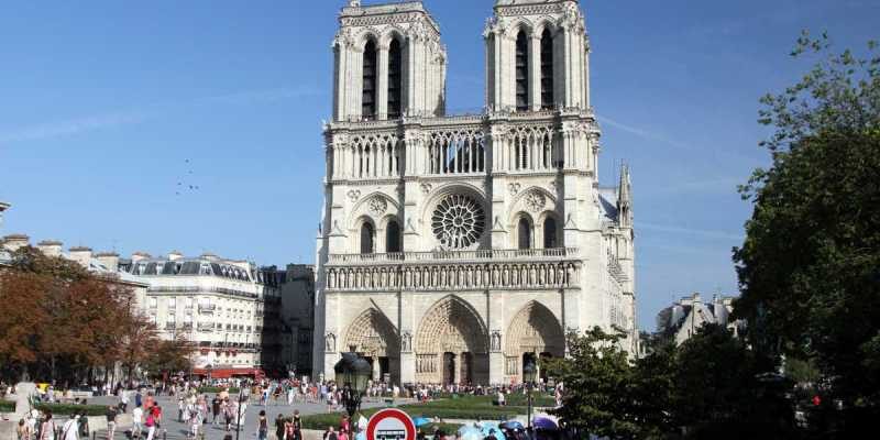 Paris in Three Days: Notre Dame de Paris