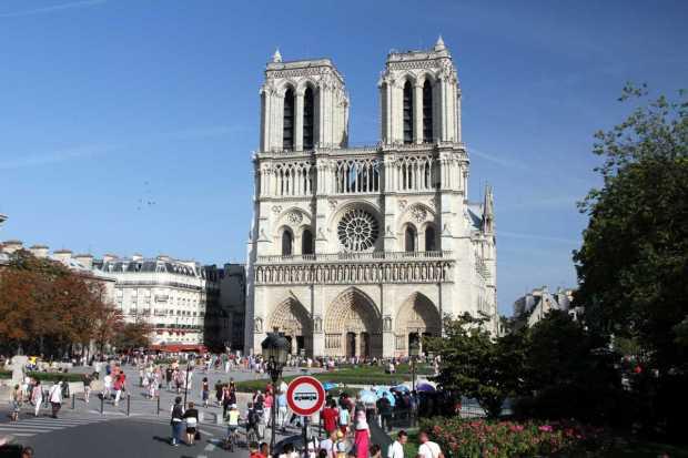 Paris in Three Days: Notre Dame de Paris