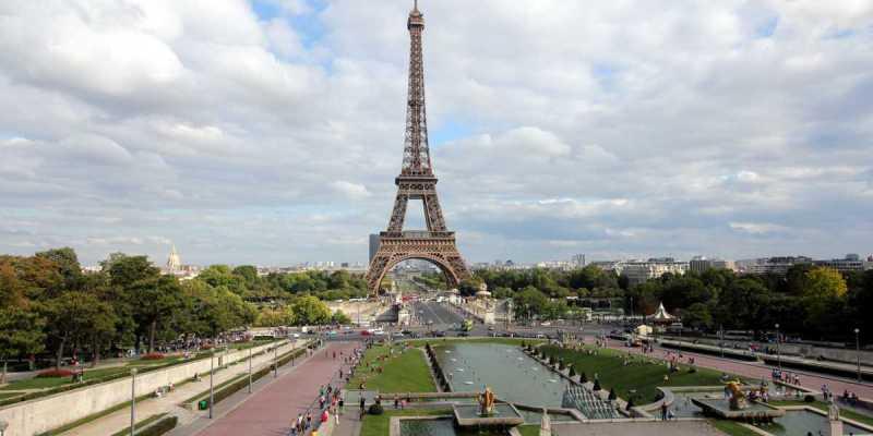 Paris in Three Days: Eiffel Tower