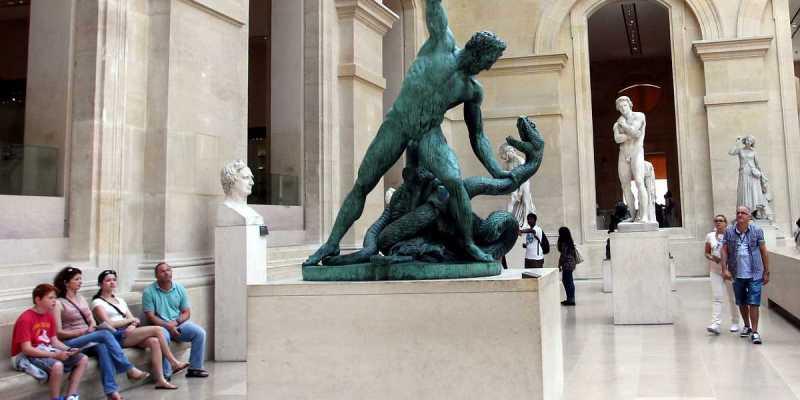 Cour Puget, Louvre