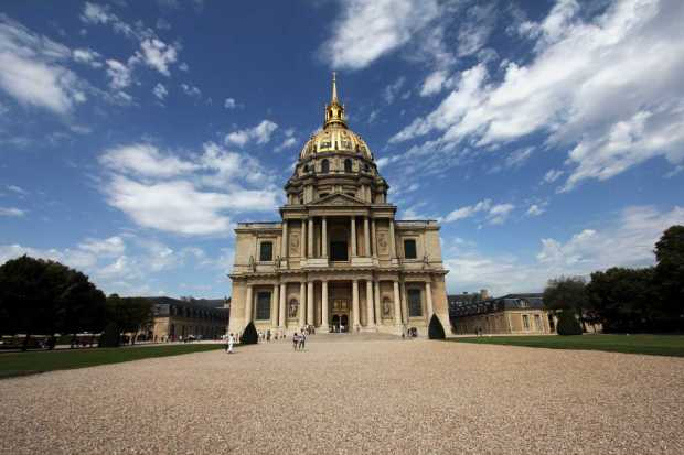 Chapel of Saint-Louis-des-Invalides