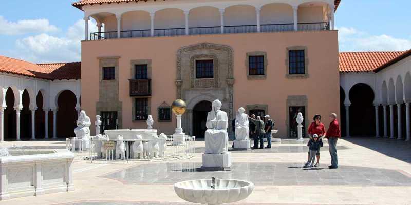 Ralli Museum, Caesarea, Israel