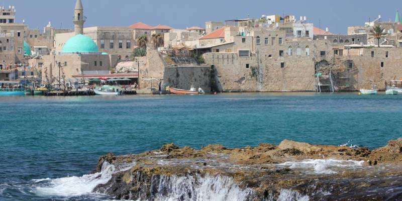 Acre Port, Israel