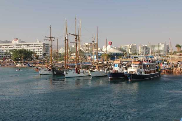 Eilat Marina, Israel