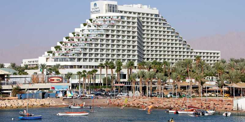 Hotel Royal Beach, Eilat, Israel