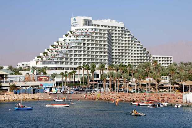 Hotel Royal Beach, Eilat, Israel