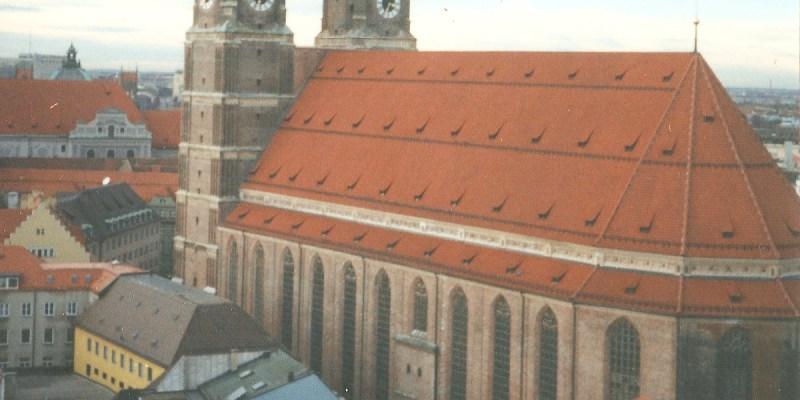 Munich Frauenkirche, Bavaria, Germany