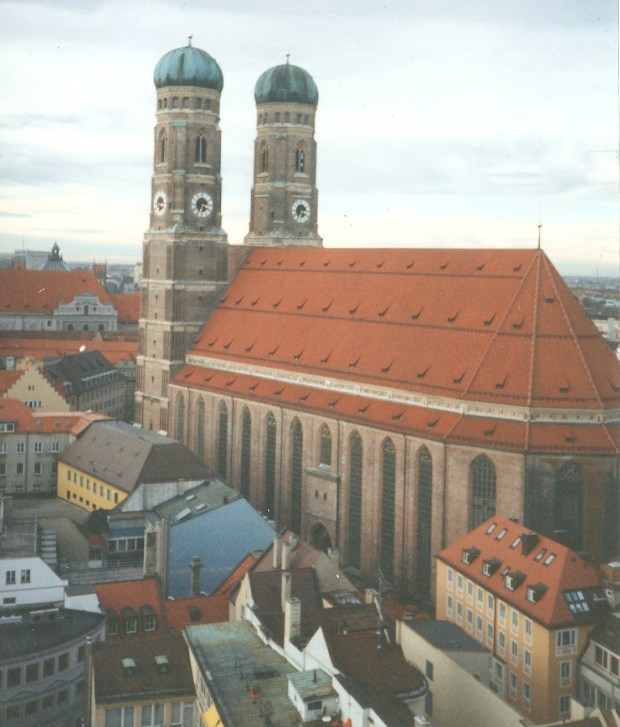 Munich Frauenkirche, Bavaria, Germany