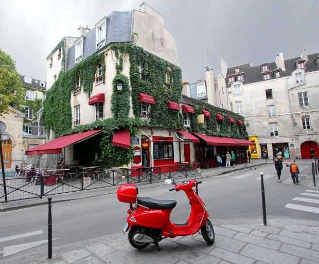 Chez Marianne Restaurant, le Marais, Paris