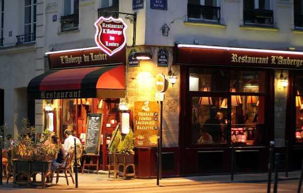 L'Auberge du Louvre Restaurant