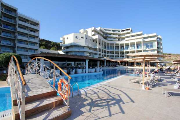 Where to stay in Rhodes, Greece: Elysium Resort & Spa Hotel, Kalithea