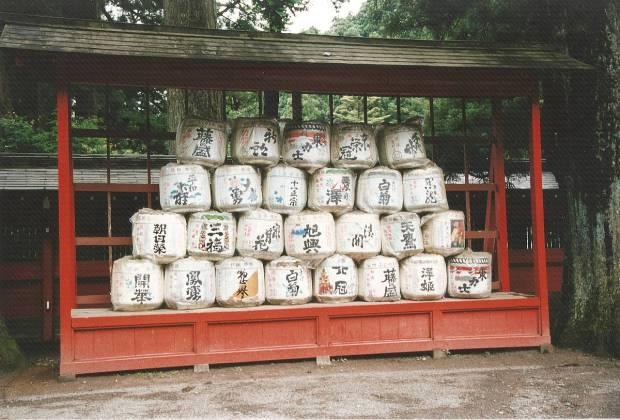 Sake Trade in Japan