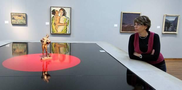 Masterpieces by Egon Schiele and Gustav Klimt in Leopold Museum, Vienna