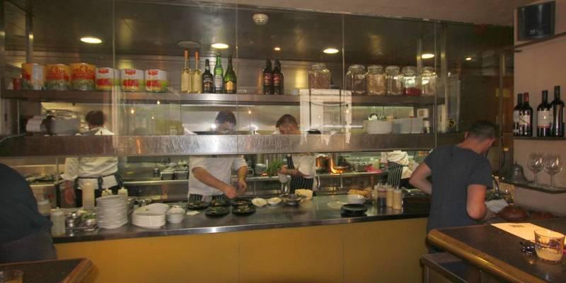Tapas Ahad Haam Restaurant, Tel Aviv,chef Jonathan Roshfeld