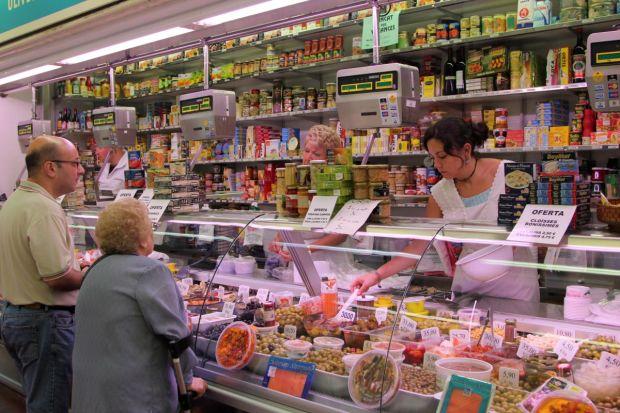 Barcelona Food Market