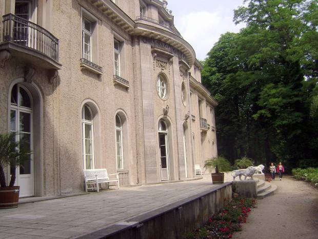 Wannsee Conference Villa