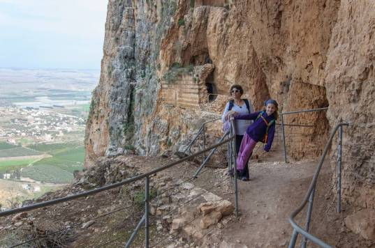 Mount Arbel, Israel