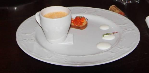 French Cuisine Week in Israel: Namal 24, Haifa