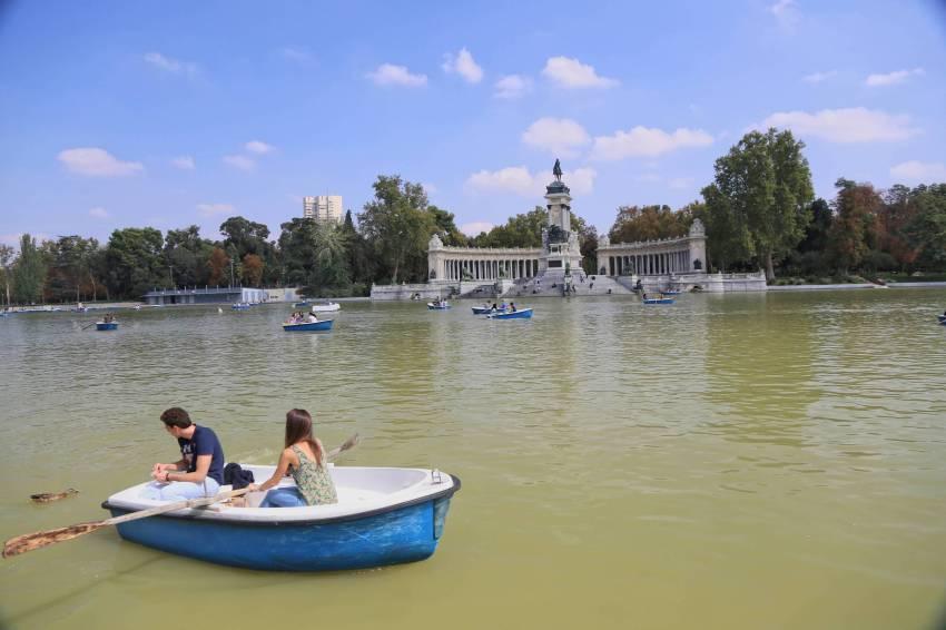 Park Retiro, Madrid