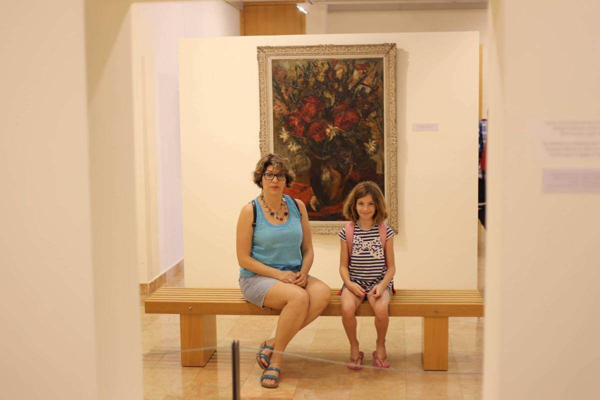 Hecht Museum, University of Haifa, Israel