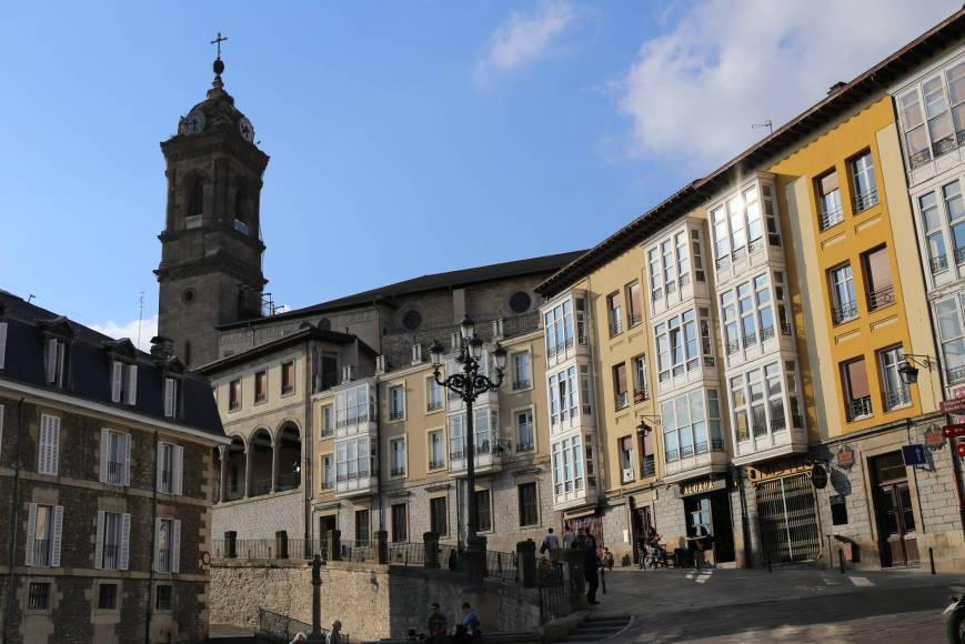 Vitoria-Gasteiz, Basque Country, Spain