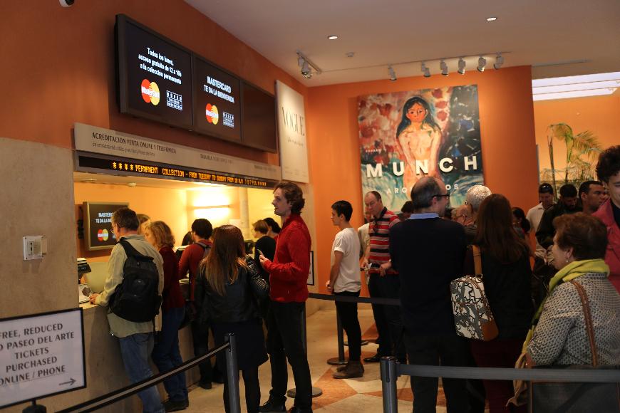 Archetypes, Edvard Munch Retrospective, Thyssen-Bornemisza Museum, Madrid