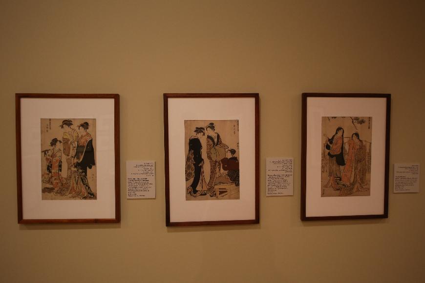 Women in Japanese Art