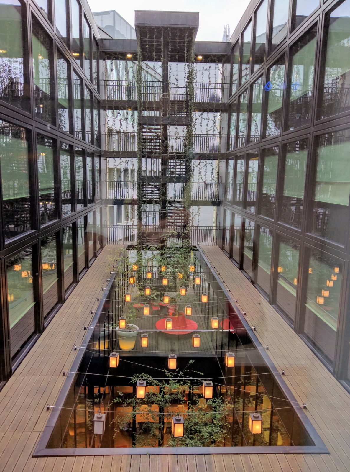 citizenM London Bankside Hotel Review