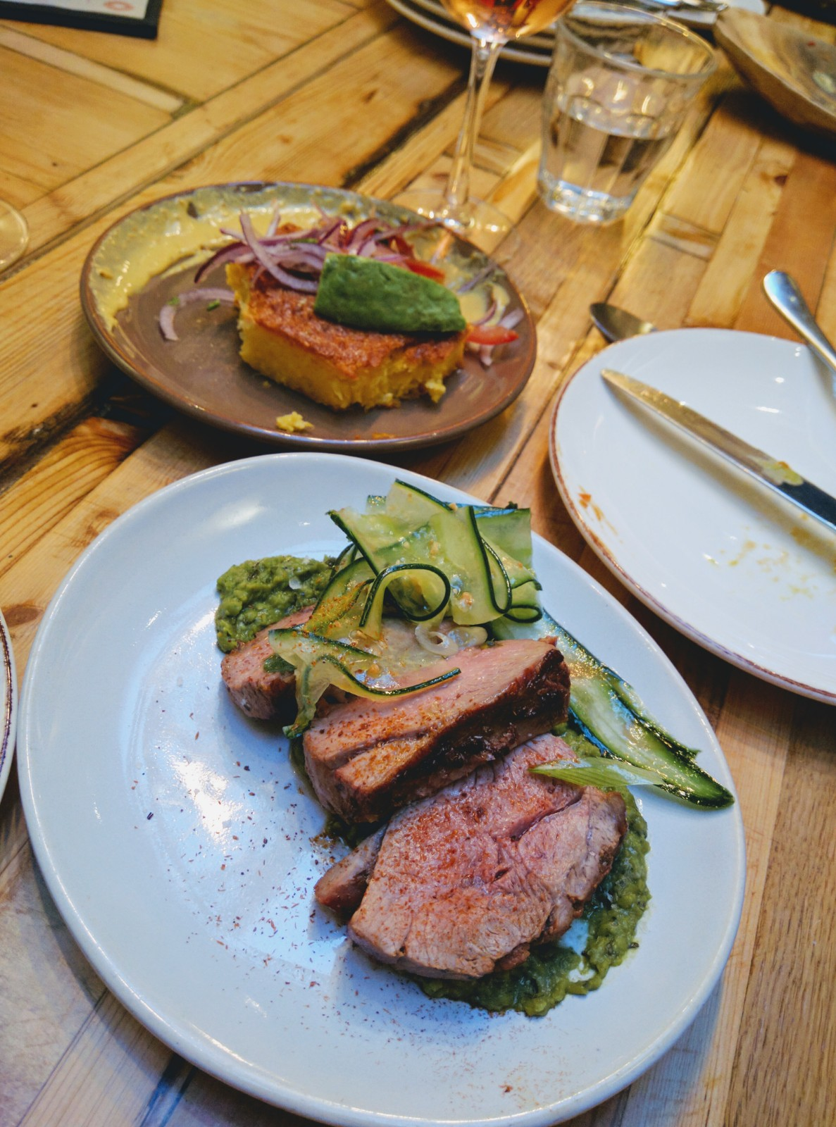 Peruvian Restaurant Andina, London
