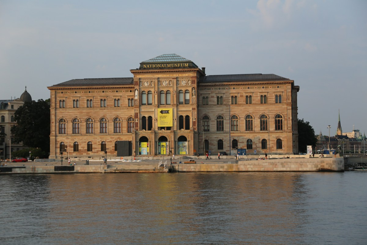 Nationalmuseum, Sweden's premier museum of art and design