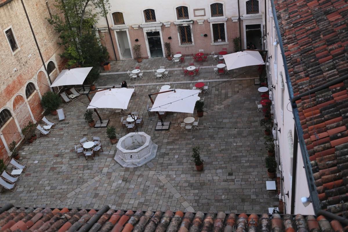 Hotel We Crociferi, Venice, Italy