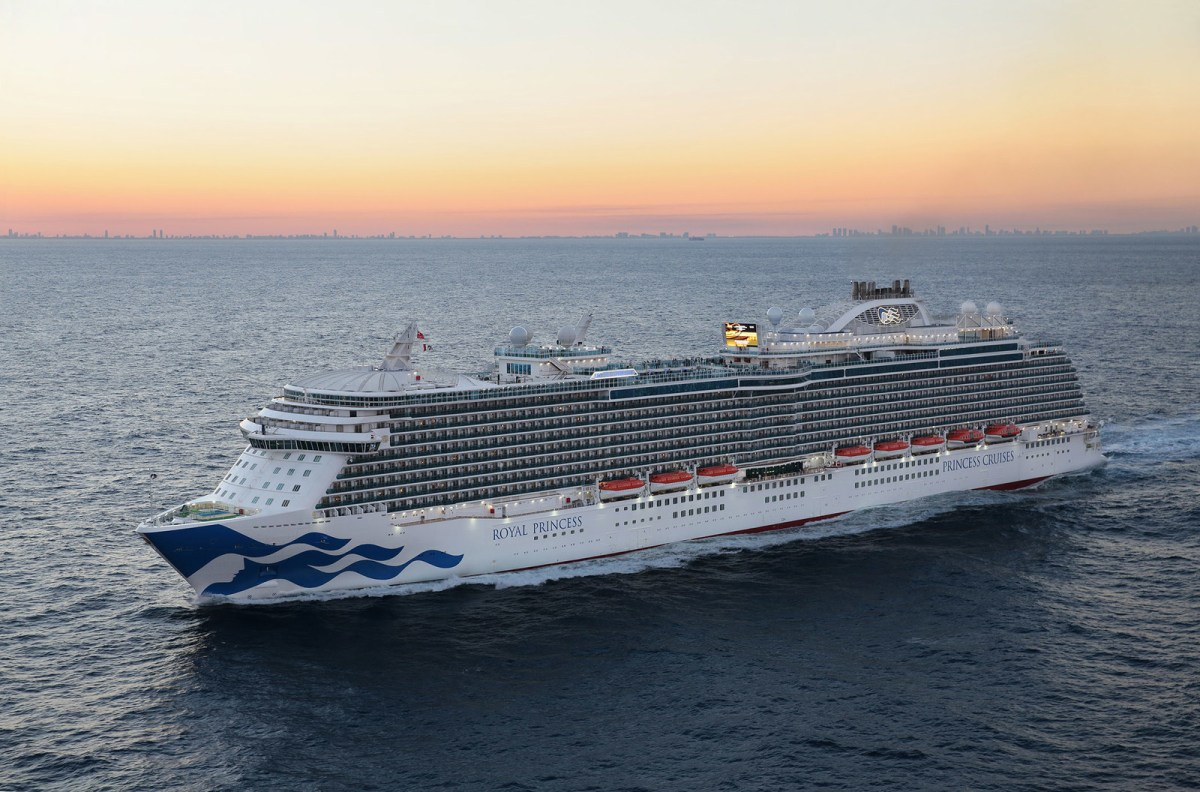Princess Cruises Continues Summer Caribbean Cruises in 2019 Departures from Ft. Lauderdale Open for Sale Dec. 14 (PRNewsfoto/Princess Cruises)