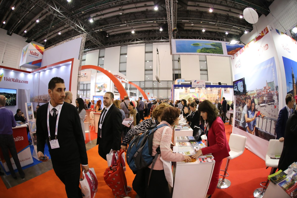 IMTM 2018, tourism conference and exhibition
