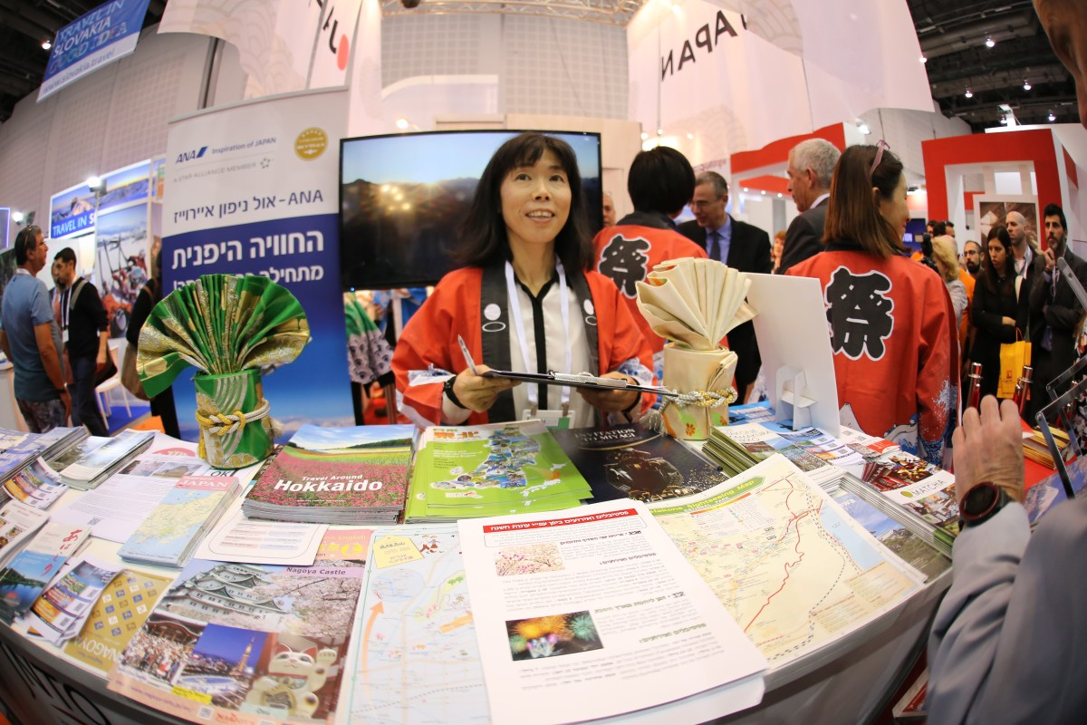 Visitors to Japan Week can receive free Japanese tourism materials and expert travel tips while experiencing the arts, merchandise and culture of Japan.