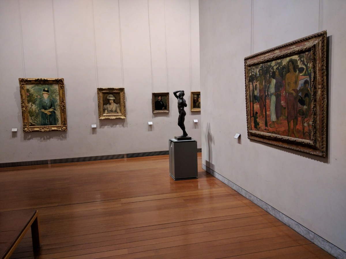 The Lyon Museum of Fine Arts