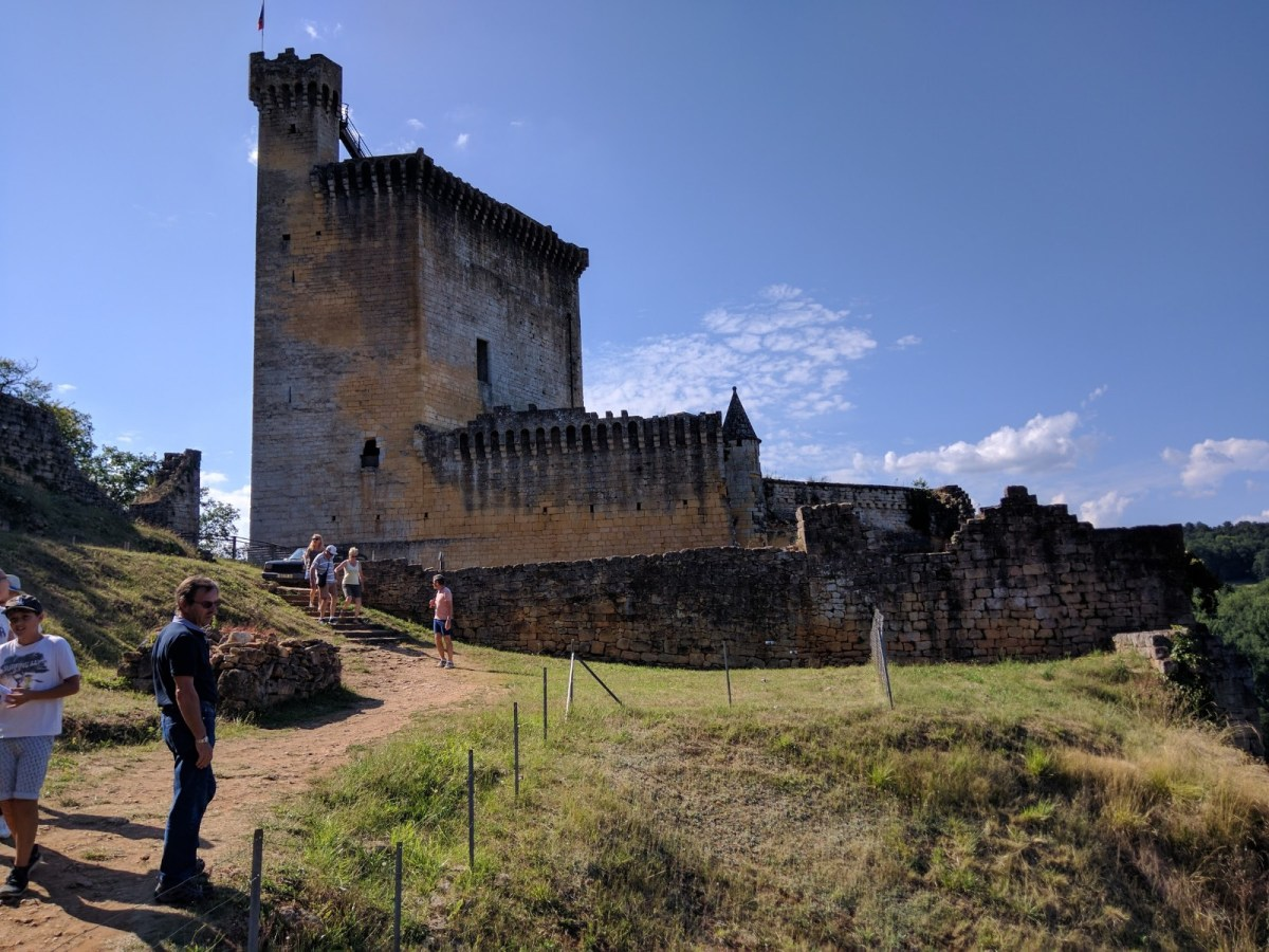 Castles (Château) of Dordogne, Nouvelle-Aquitaine, France